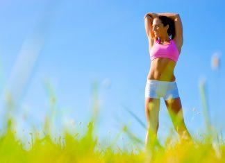 • El ejercicio es una buena cosa para la salud y el bienestar.