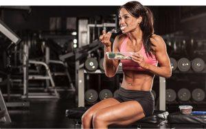 2. Coma más proteínas