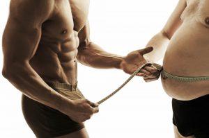 Cómo perder grasa y ganar músculo: