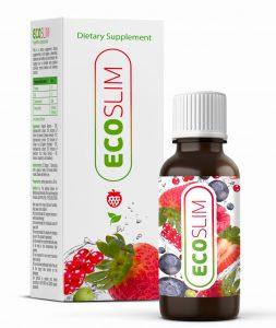 Eco Slim gotas - opiniones - funciona - mercadona precio - donde comprar