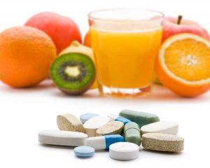 Beneficios de tomar vitaminas