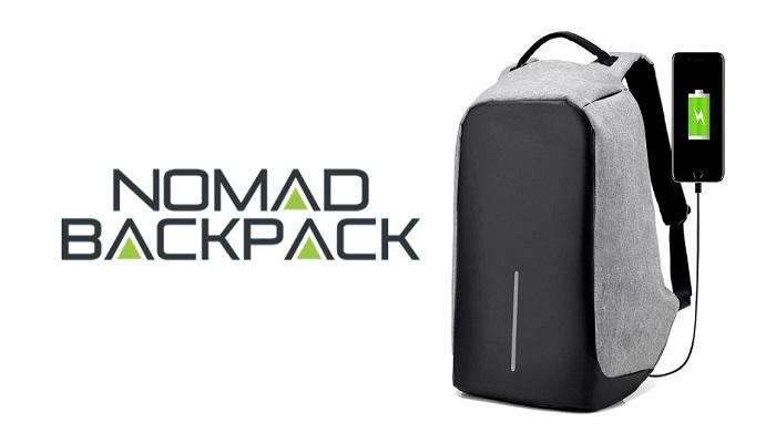 Nomad backpack - opiniones – negativas -reales funciona – foro – España - Barcelona - que es