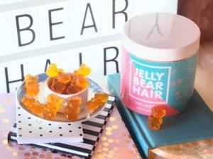 Jelly Bear Hair - comentarios - composición - ingredientes - como tomarlo - como se toma