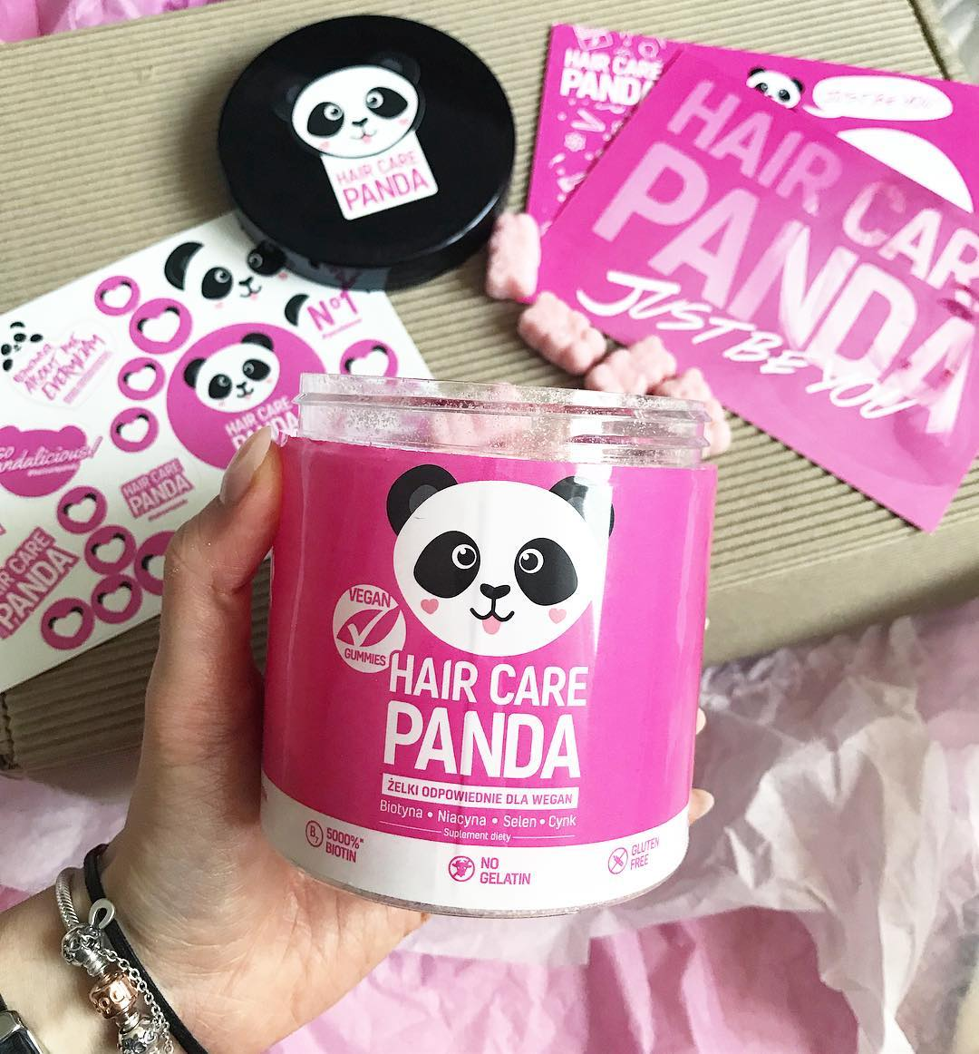 Hair Care Panda  – precio – dónde comprar – mercadona – Amazon aliexpress – vende en farmacias - farmacia - en mercadona