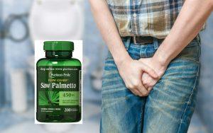 Como Saw palmetto funciona? Dosis