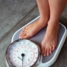 El peso de la comida y la bebida