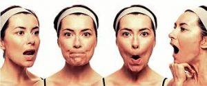 Reducir el consumo de sal hará que su rostro se vea más delgado.