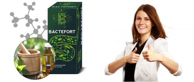 Bactefort opiniones - foro, comentarios, efectos secundarios?