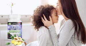 Immuno Activator cápsulas, ingredientes, cómo tomarlo, como funciona, efectos secundarios