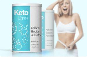 Keto Light Plus propiedades, composición