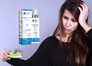 VitaHair Max spray, ingredientes, cómo tomarlo, como funciona, efectos secundarios