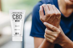 CBDus crema, ingredientes, cómo aplicar, como funciona, efectos secundarios