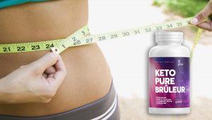 Keto Pure Bruleur cápsulas, ingredientes, cómo tomarlo, como funciona, efectos secundarios