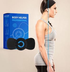 Body Helper sistema de corrección de postura, cómo usarlo, como funciona, efectos secundarios