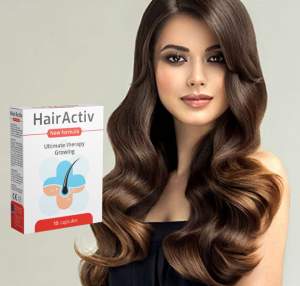 HairActiv cápsulas, ingredientes, cómo tomarlo, como funciona, efectos secundarios