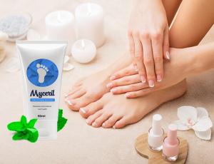Myceril crema, ingredientes, cómo aplicar, como funciona, efectos secundarios