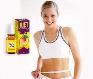 Diet Spray rociar, ingredientes, cómo tomarlo, como funciona, efectos secundarios