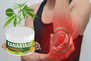 Kanabialis crema, ingredientes, cómo aplicar, como funciona, efectos secundarios
