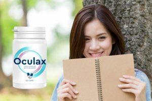Oculax cápsulas, ingredientes, cómo tomarlo, como funciona, efectos secundarios