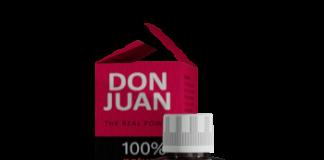 DonJuan gotas - opiniones, foro, precio, ingredientes, donde comprar, mercadona - España