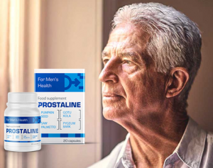 Prostaline cápsulas, ingredientes, cómo tomarlo, como funciona, efectos secundarios