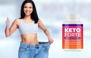 Keto Forte BHB Ketones cápsulas, ingredientes, cómo tomarlo, como funciona, efectos secundarios
