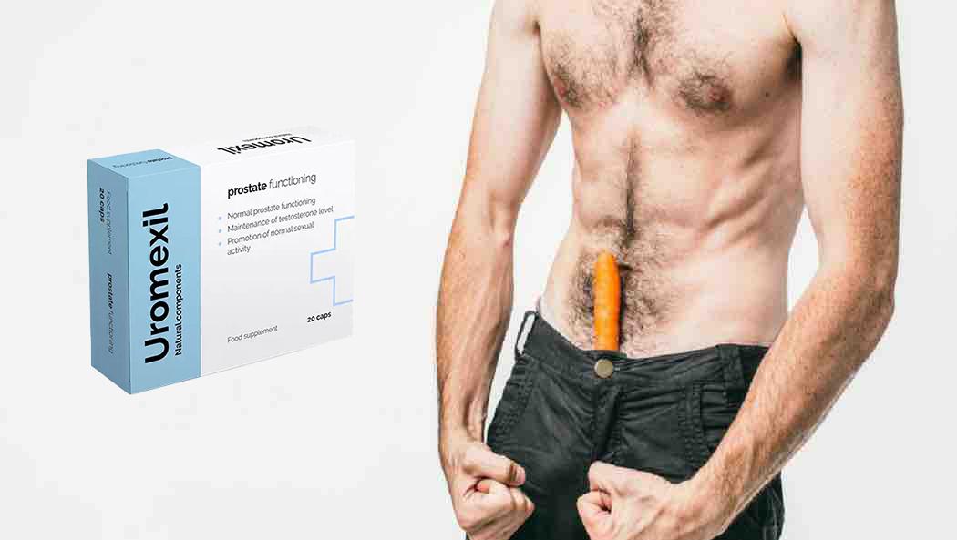 Uromexil cápsulas, ingredientes, cómo tomarlo, como funciona, efectos secundarios