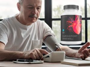 CardioFort cápsulas, ingredientes, cómo tomarlo, como funciona, efectos secundarios