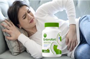 Enterofort cápsulas, ingredientes, cómo tomarlo, como funciona, efectos secundarios
