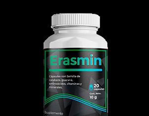 Erasmin cápsulas - opiniones, foro, precio, ingredientes, donde comprar, amazon, ebay - Mexico