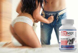 Erosept tabletas, ingredientes, cómo tomarlo, como funciona, efectos secundarios