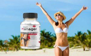 Weight Manager cápsulas, ingredientes, cómo tomarlo, como funciona, efectos secundarios