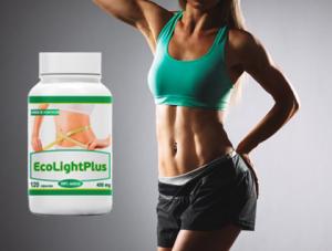 EcoLight Plus cápsulas, ingredientes, cómo tomarlo, como funciona, efectos secundarios