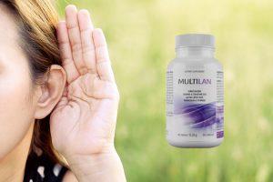 Multilan cápsulas, ingredientes, cómo tomarlo, como funciona, efectos secundarios