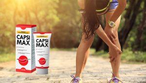 Capsimax gel, ingredientes, cómo aplicar, como funciona, efectos secundarios