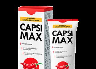Capsimax gel - opiniones, foro, precio, ingredientes, donde comprar, mercadona - España