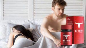 El Toro cápsulas, ingredientes, cómo tomarlo, como funciona, efectos secundarios