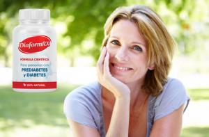 DiaformRX cápsulas, ingredientes, cómo tomarlo, como funciona, efectos secundarios