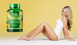 Vitalica cápsulas, ingredientes, cómo tomarlo, como funciona, efectos secundarios