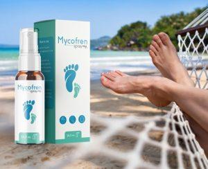 Mycofren Spray rociar, ingredientes, cómo usarlo, como funciona, efectos secundarios