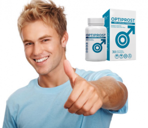 Optiprost cápsulas, ingredientes, cómo tomarlo, como funciona, efectos secundarios